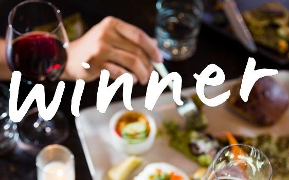 Diners' Choice Award - 2017 -