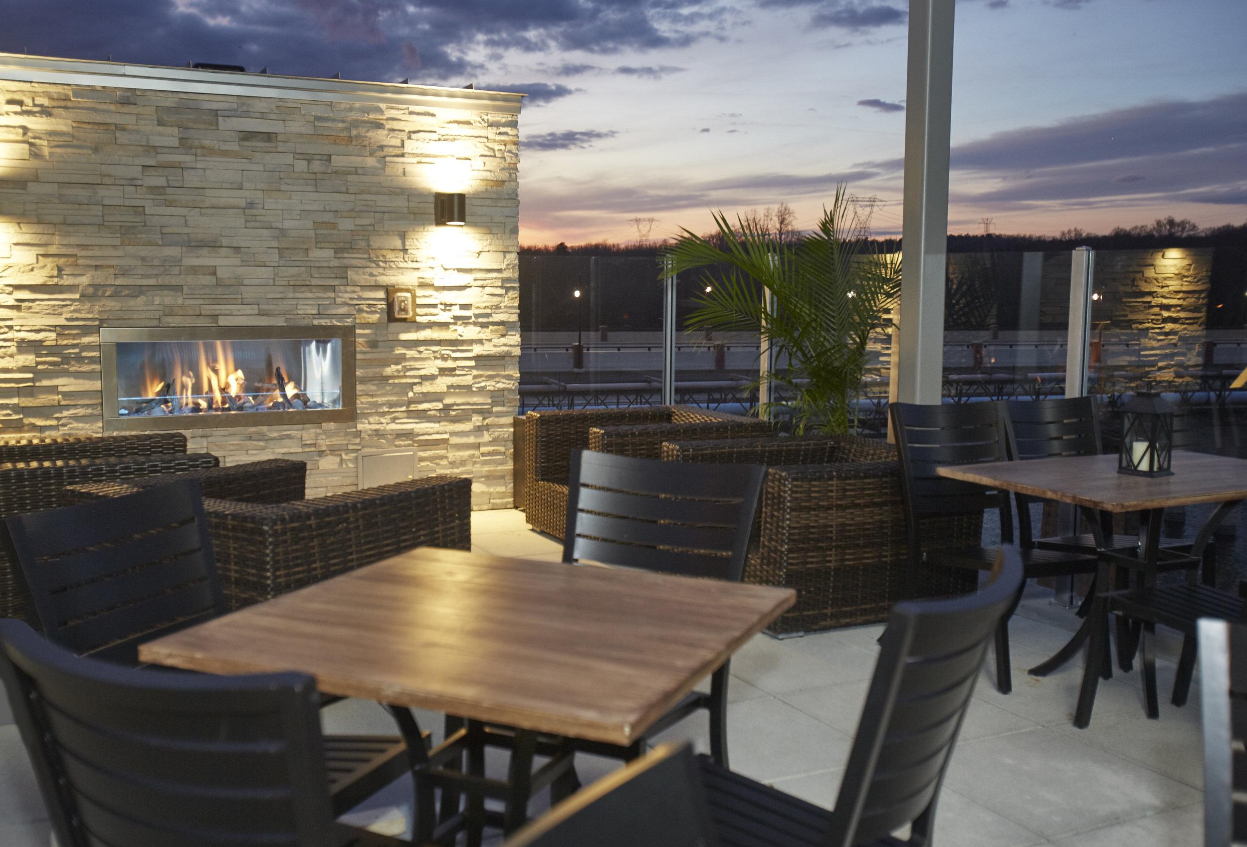lihting a local landmark: smart restaurant lighting design -