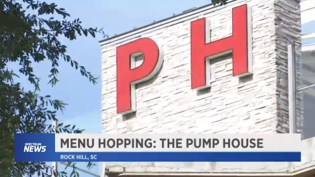 The Pump House | Casual Riverfront Dining | Rock Hill, SC