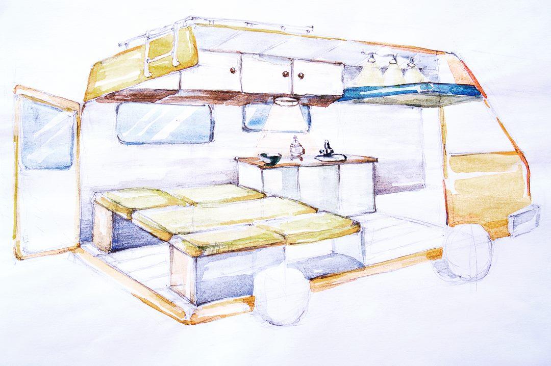 The Bandvan - Being made a reality sooner at our crowdfunding:  https://igg.me/at/vivaavida/x