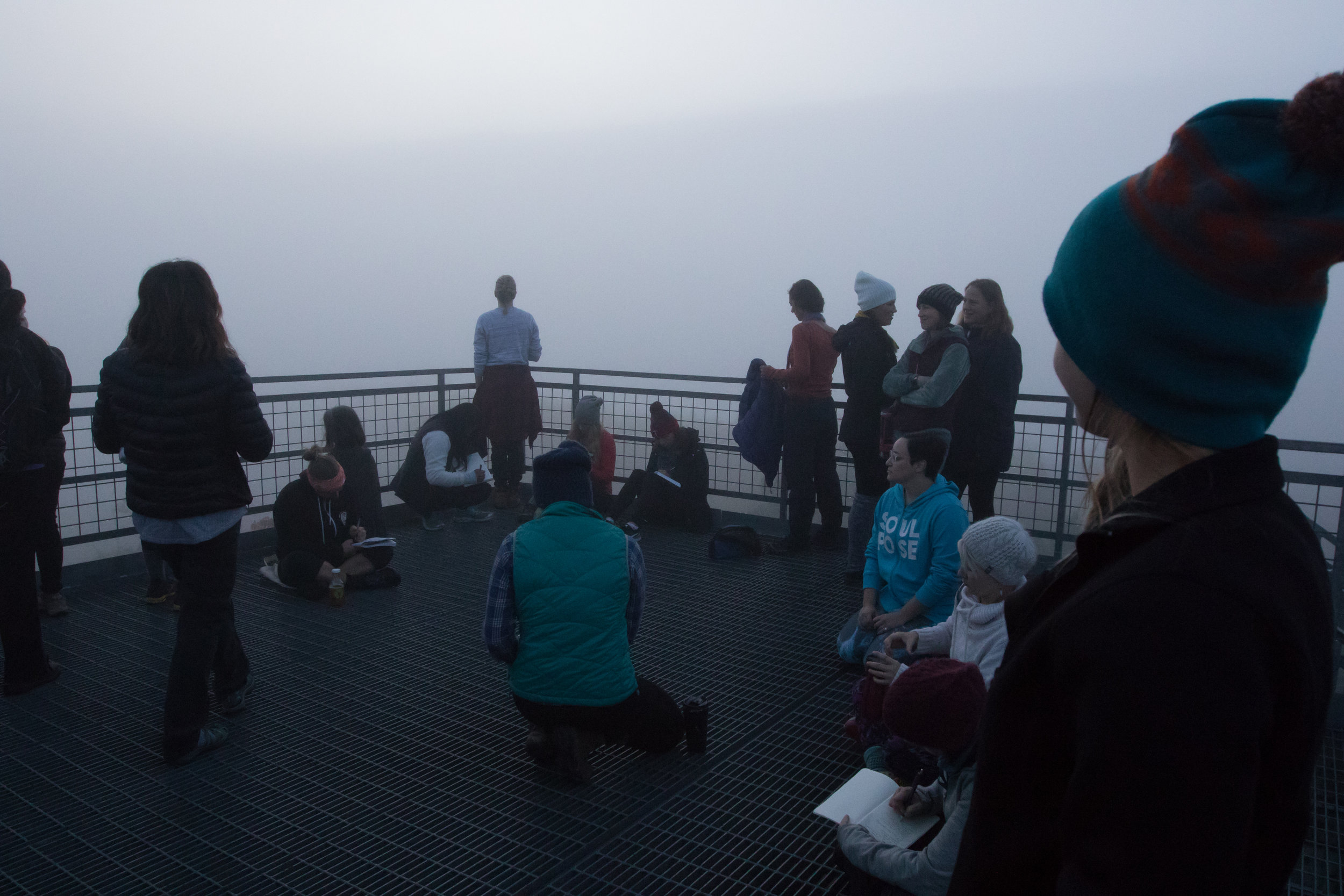 """Meditation & Journaling on """"The Tower"""""""