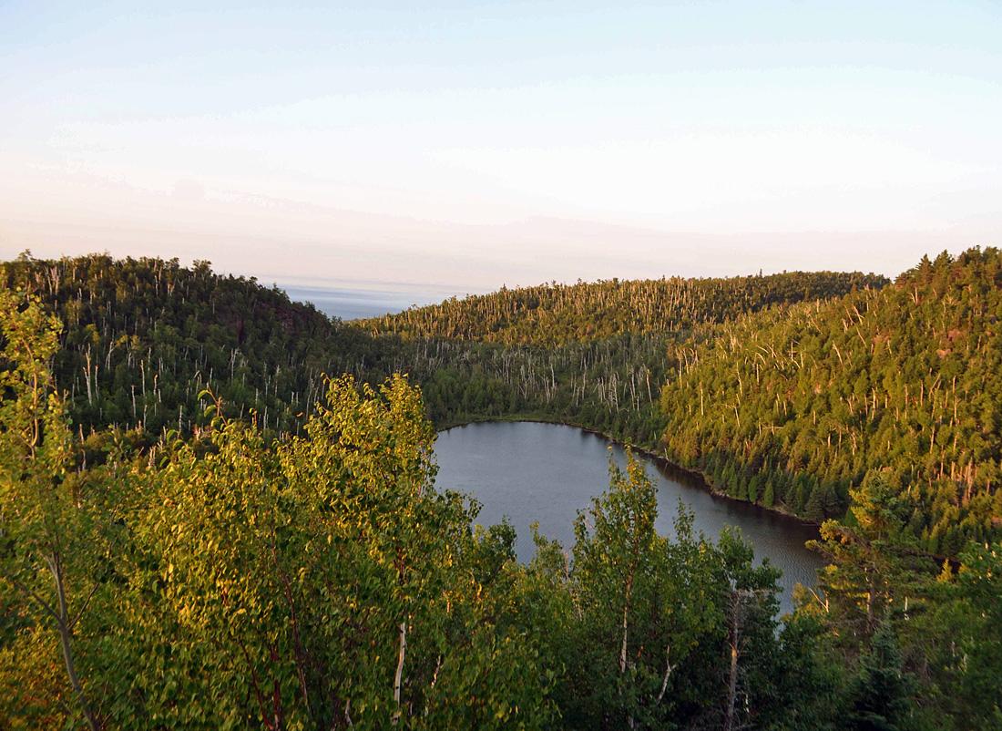 wild women wolf lake view .jpg