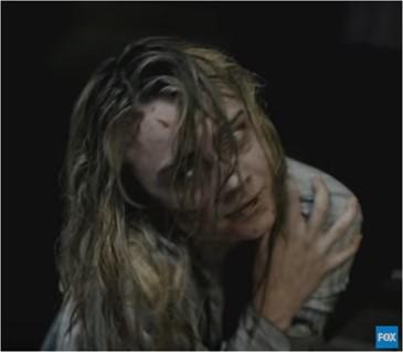 Hanna Kasulka as Casey in  The Exorcist