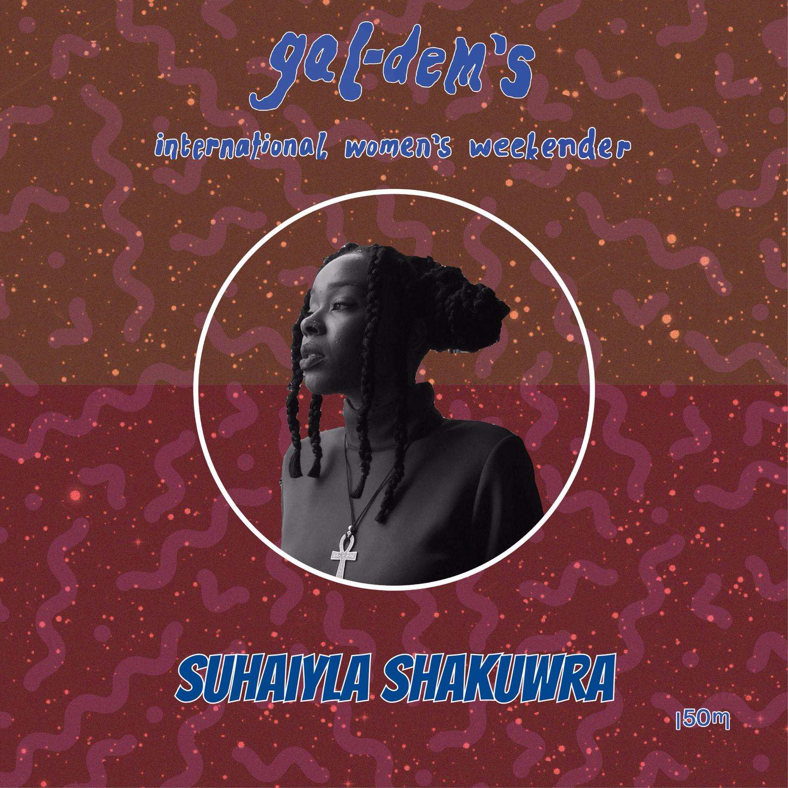 The Art of Being Present w/ Suhaiyla Shakuwra