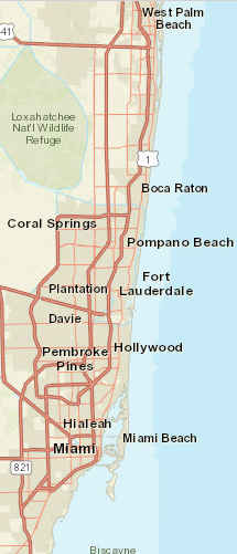 West Palm to Homestead, We are here to Tailor Our Services to YOUR Needs!