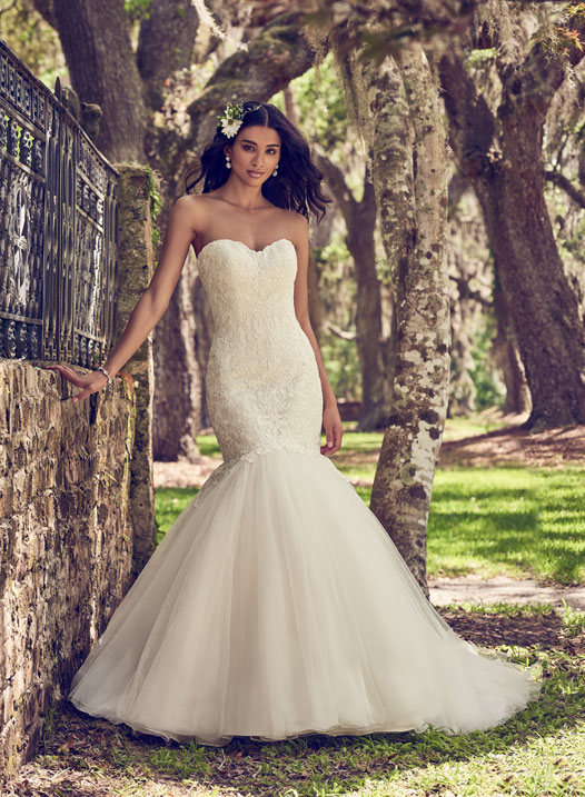 Maggie Sottero Orchid UK 16 was £1450 now £950