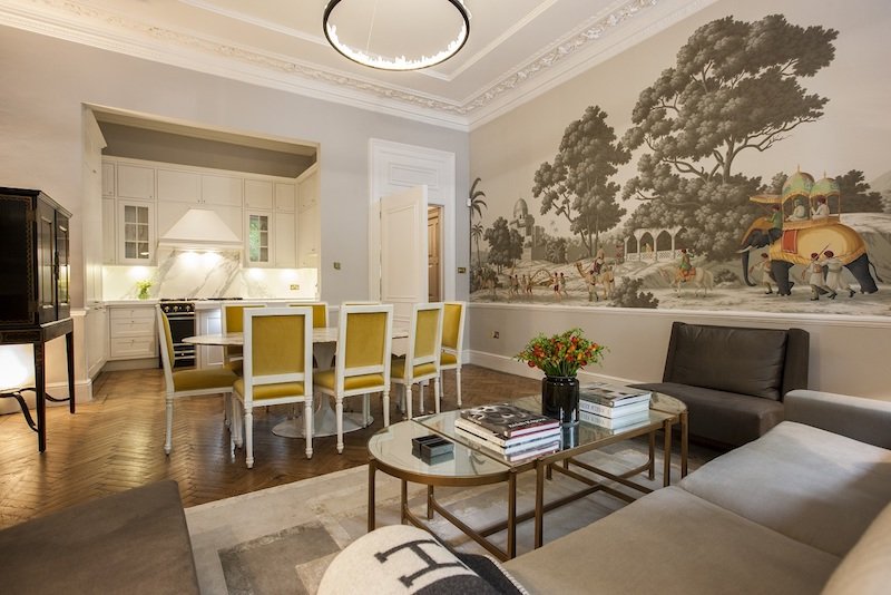 Our Work - We work on a wide variety of prestigious high-end design projects including elegant London townhouses, exclusive yachts, overseas residencies and prestigious hotels and casinos. You can see examples of the team's work in our gallery.