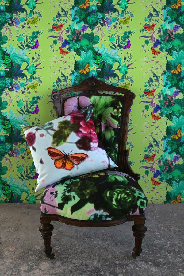 Butterfly Blurr, Timorous Beasties – £210 per roll