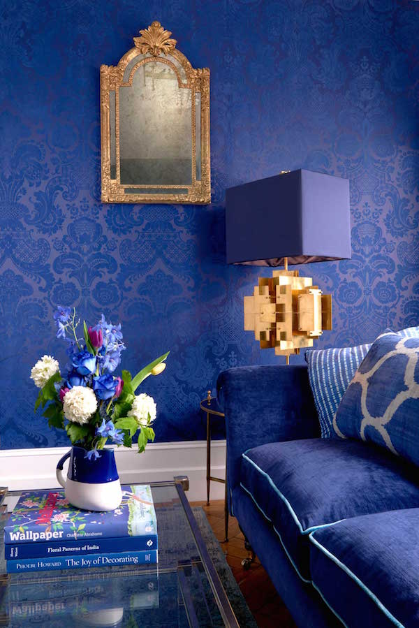 Petrouchka, Mariinsky Damask collection, Cole & Son – £140 per roll