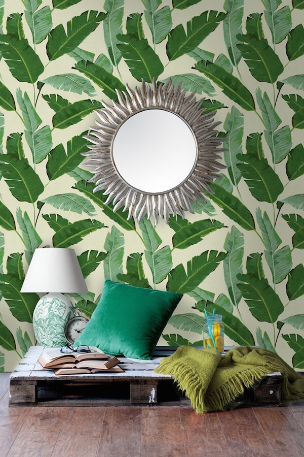 Banana Leaves, Mind The Gap collection, Rockett St George –£150 per roll