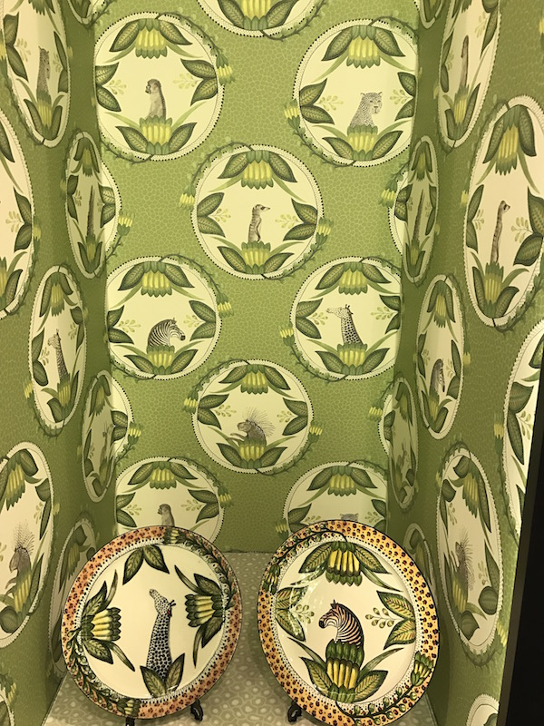 Ardmore Cameos, Ardmore collection, Cole & Son –£100 per roll