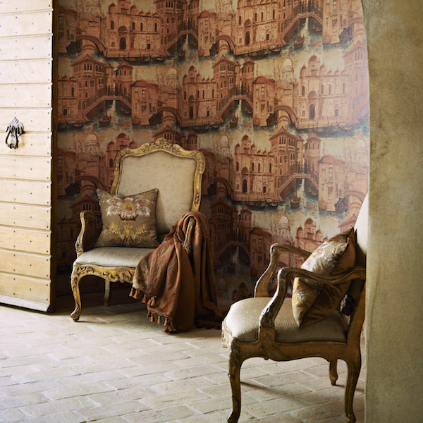 The Gondolier, Tespi collection, Zoffany –£87 per roll