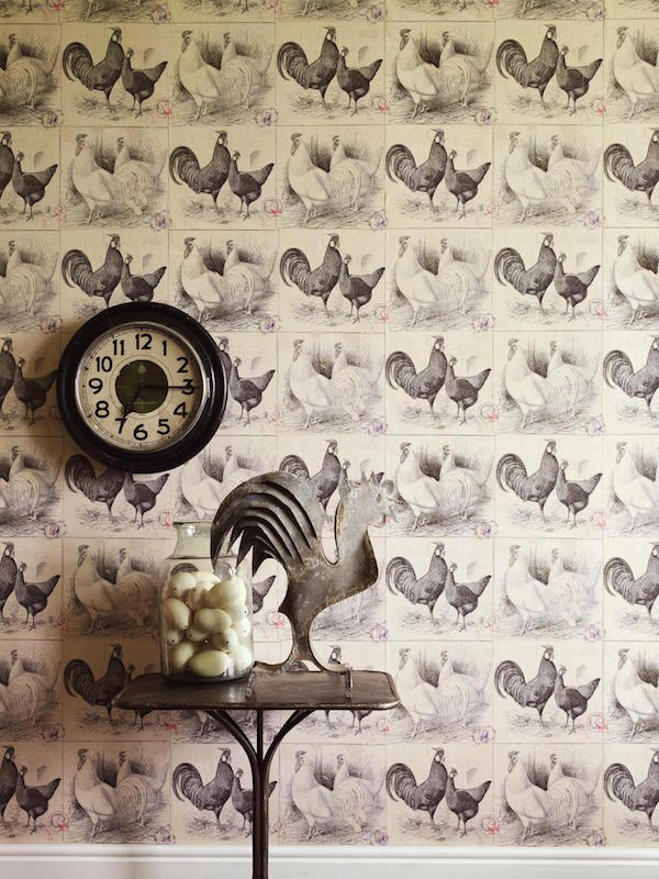 Chicken Run, Art House by Linwood collection, Linwood – from £89.95 per roll