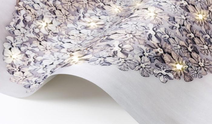 Germanium LED Wallpaper