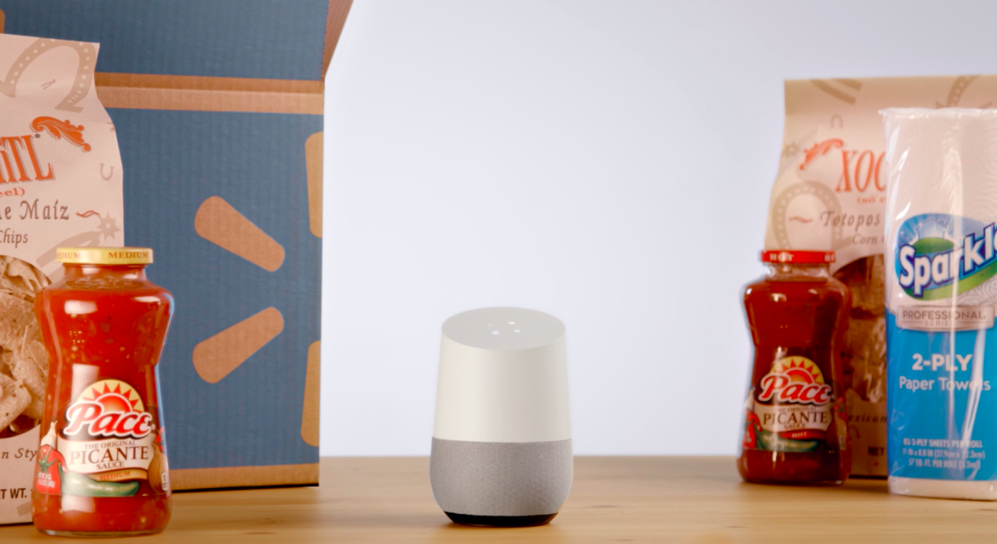 Google Home for Walmart | Prop Stylist