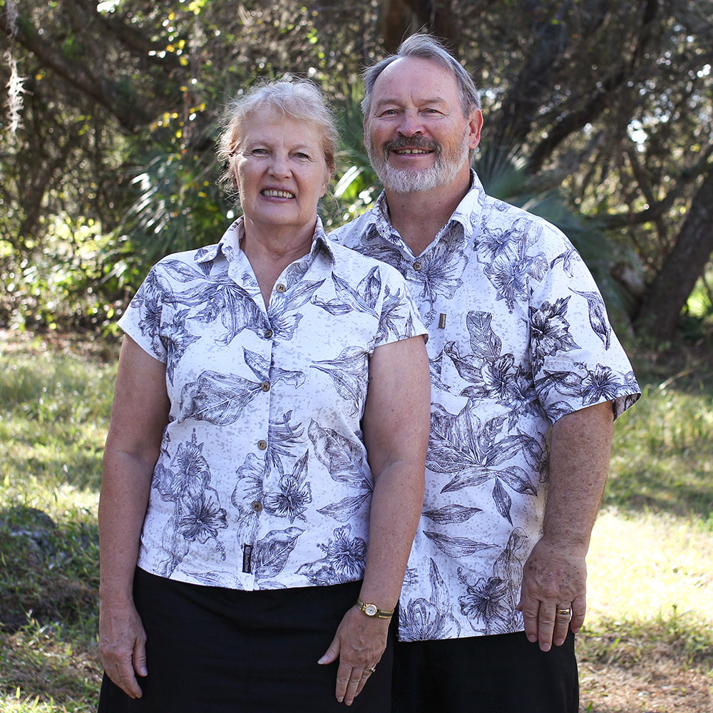 Associate Pastors Bill & Marianne Schubert