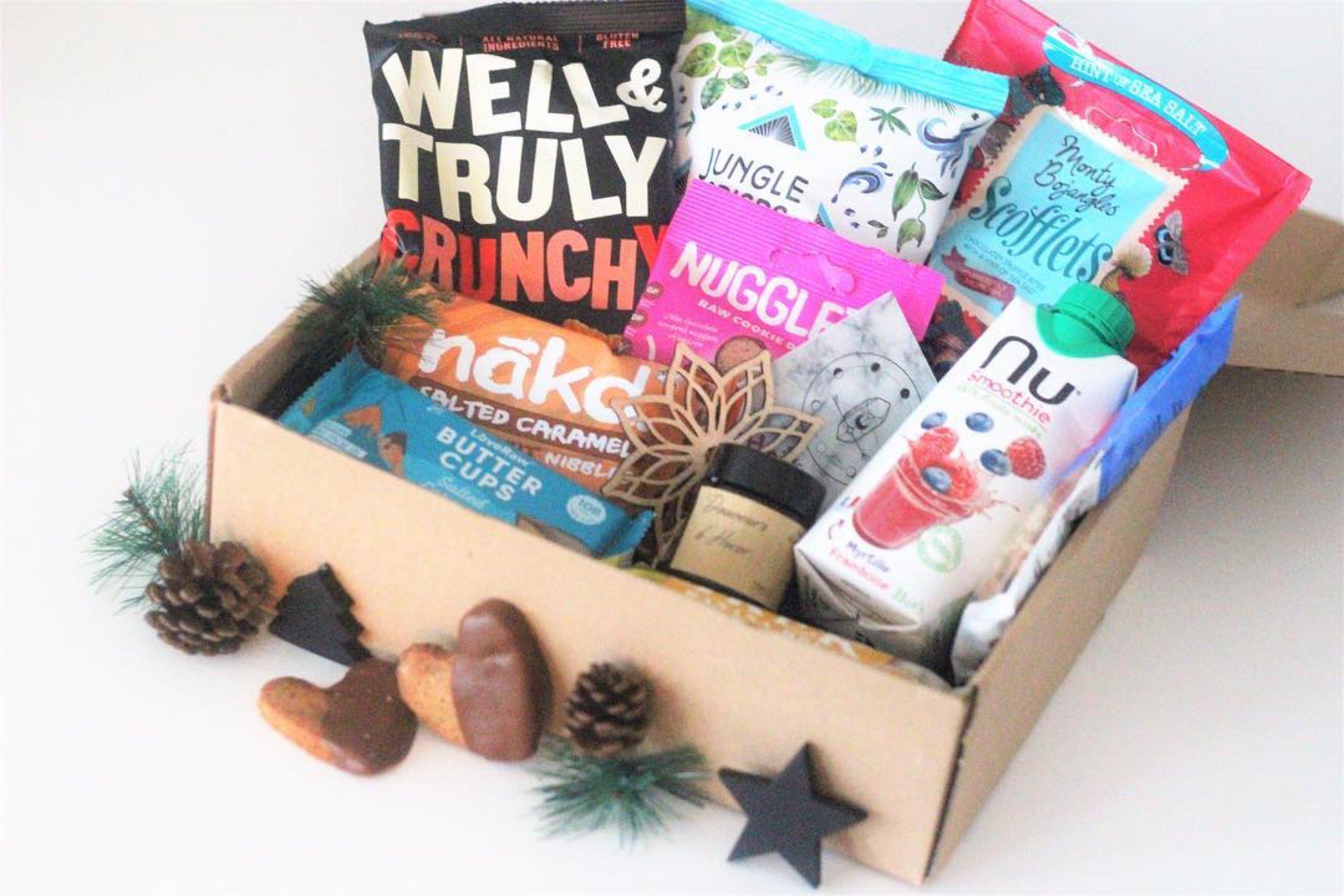 Snackies - Box décembre 2018 - Création d'une bougie sur-mesure intitulée « Douceurs d'Hiver » à la cannelle, au gingembre, au clou de girofle et à la muscade.