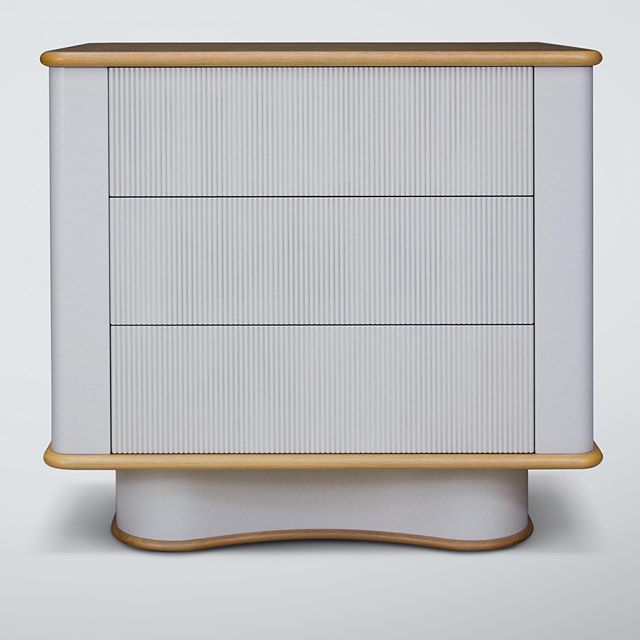 Our Bancroft bedside table shown in French Walnut & satin lacquer . . . . . . #brooklynmade #craft #art #studiofurniture #designer #fineart  #furniture #design #interiordesign #custom #customfurniture  #woodfinish #finefurniture #woodworkingshop #woodworkerlife #finefurniture  #customcarpentry #solidwoodfurniture  #furnitureshop #customwoodworking  #artfurniture#furnituremaker #woodworkers #woodworkfeature  #woodworkinglove #customwoodwork  #woodworkers #finewoodworking  #chapterandverse_nyc