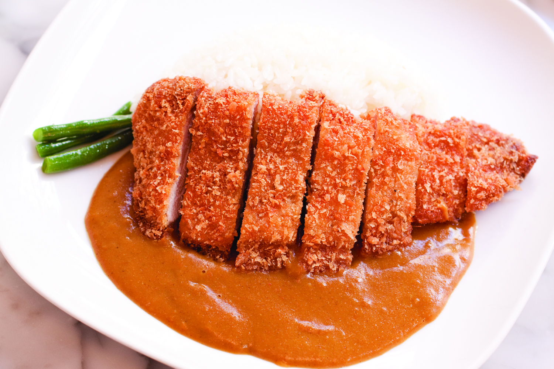 Berkshire Pork Katsu Curry