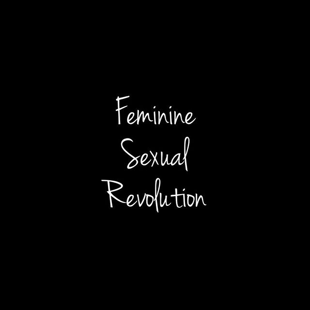 Join me for crazy feminine wisdom, radical embodiment and deep sexuality @femininesexualrevolution . . . . #feminine #feminineembodiment #sacredfeminine #divinefeminine #embodiment #tantra #sexuality #wildwoman #womenrising #femininerevolution #wisewoman #femininewisdom #patriarchy #smashthepatriarchy