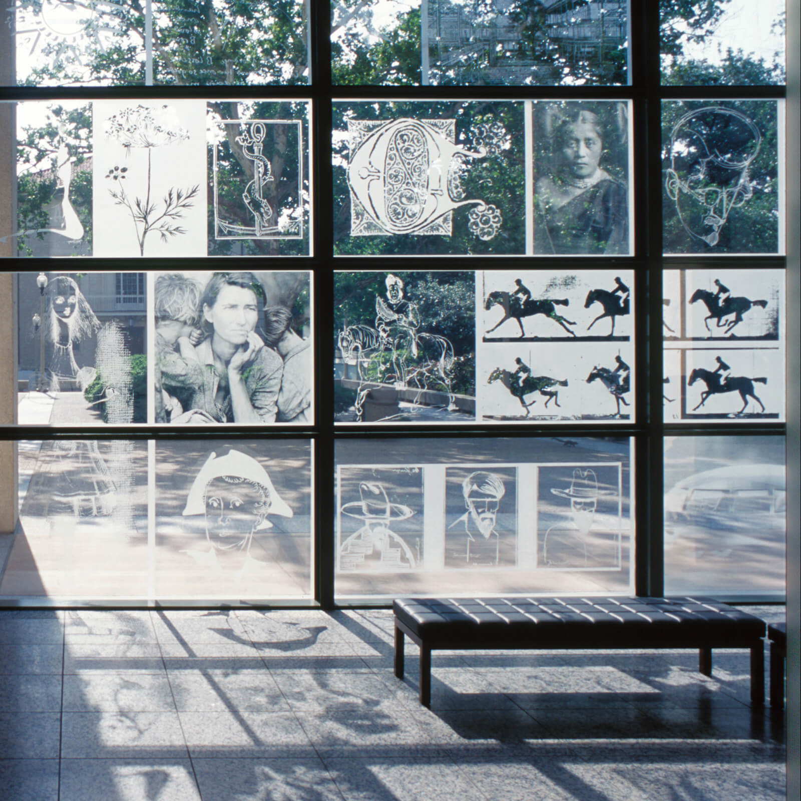 Exterior Glass