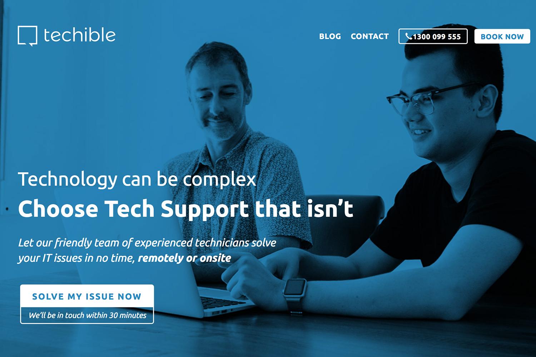 Techible