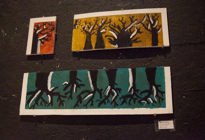 Painting by CIT Eva N.