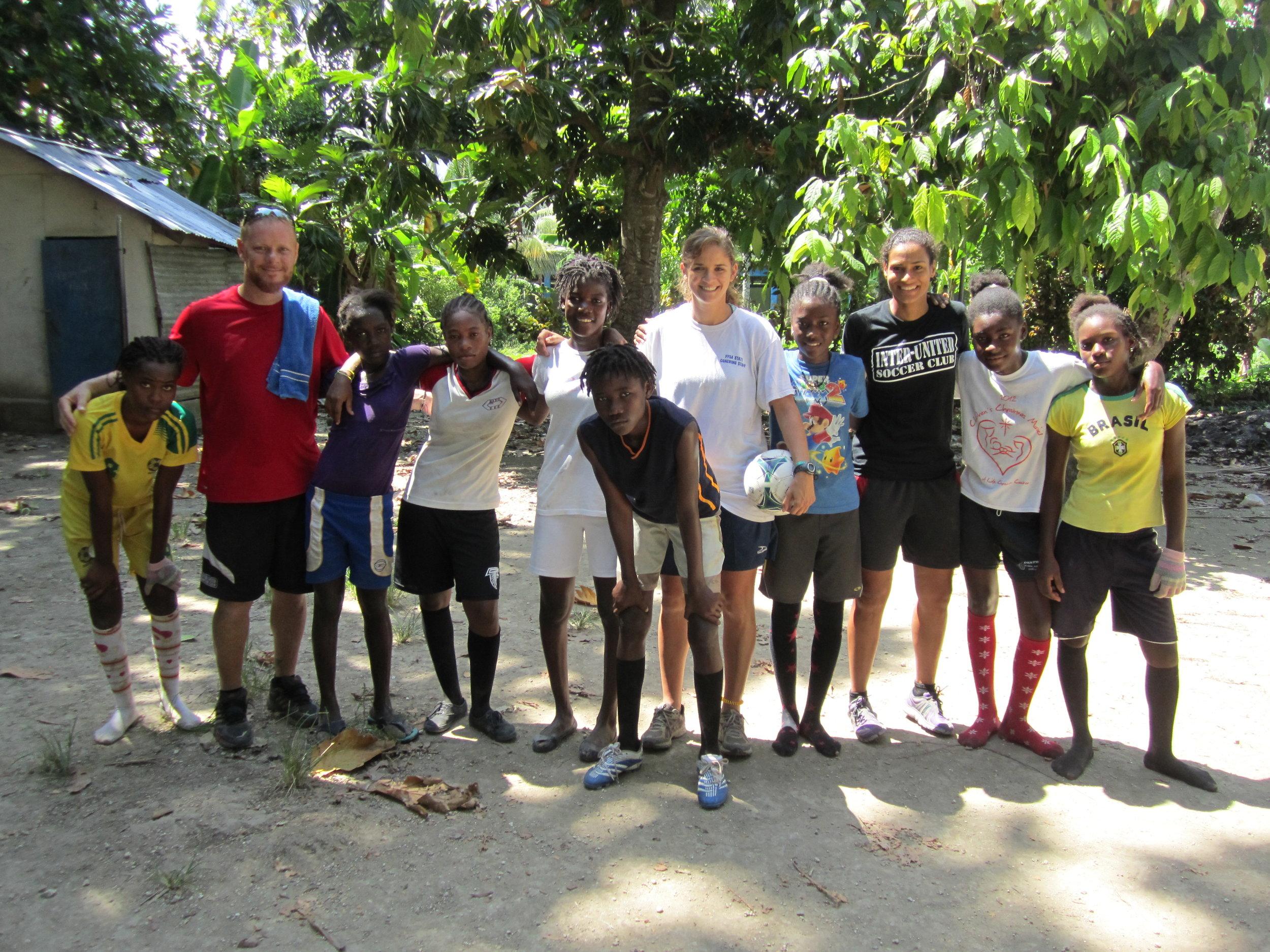 Girl soccer clinic.JPG