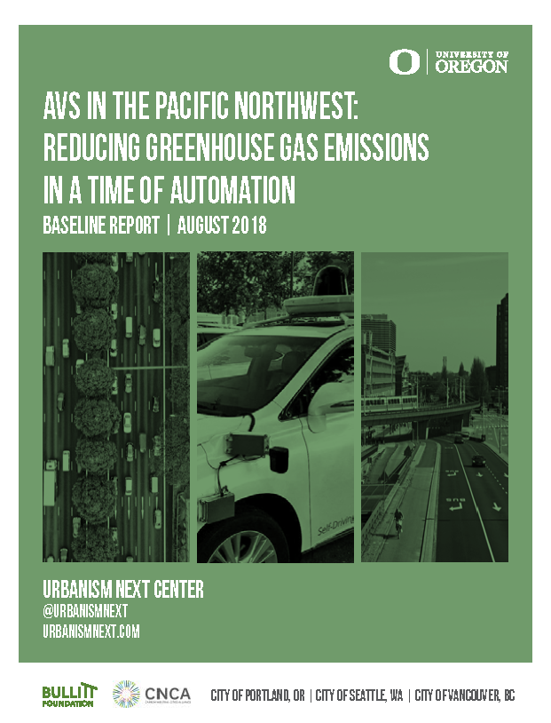 AVs in Pacific NW Baseline Report_Sep2018_Cover.png
