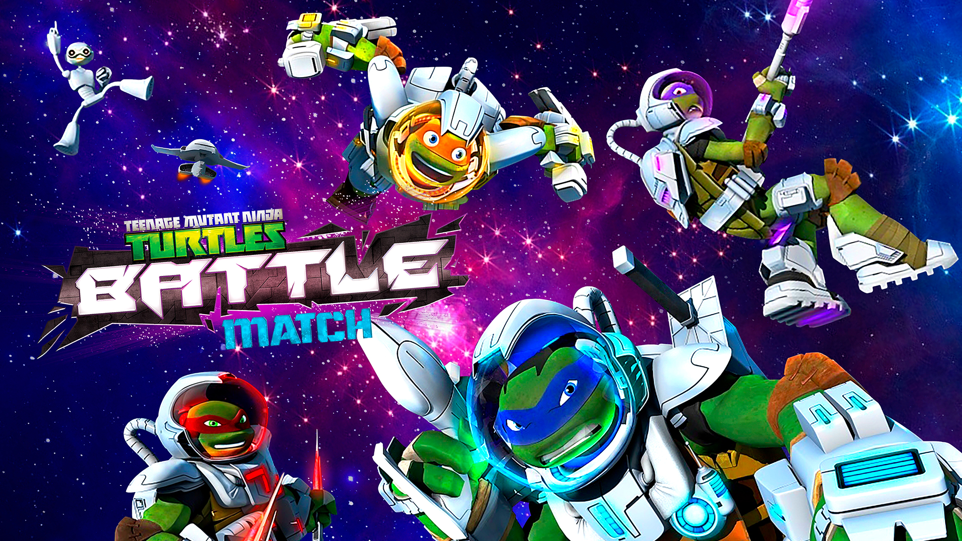Teenage Mutant Ninja Turtles: Battle Match