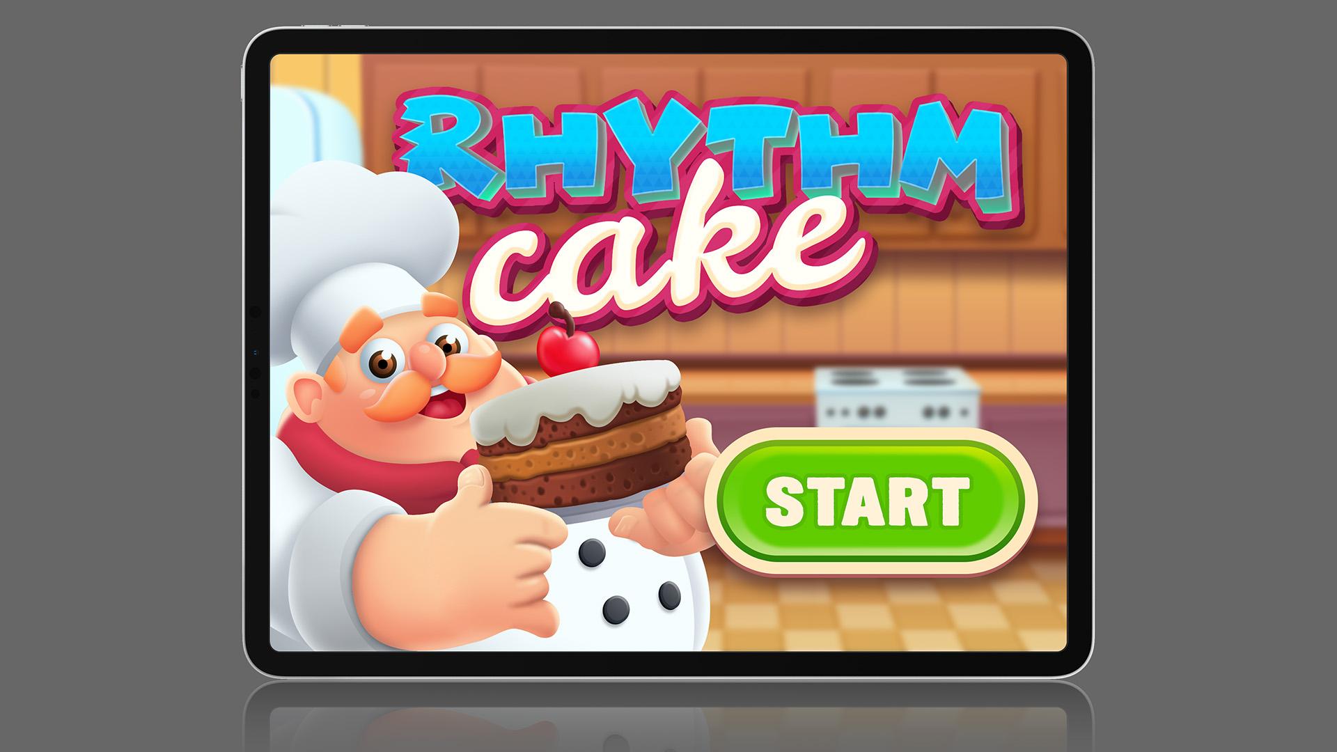 Rhythm Cake