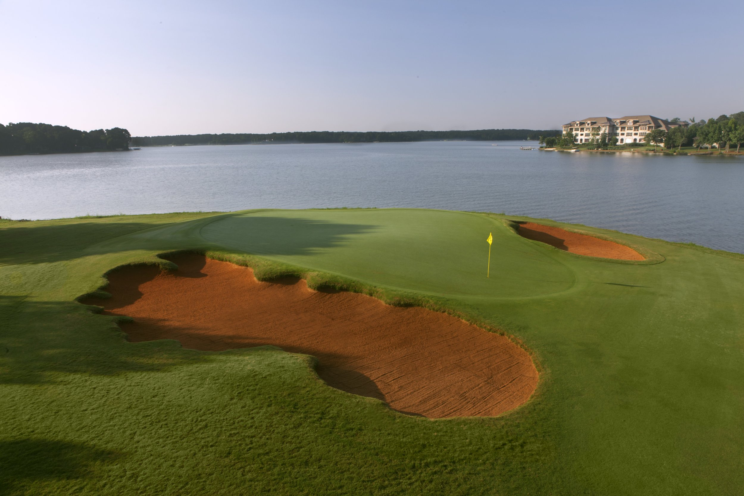 Cuscowilla - Enclave Lake Oconee Homeowners have Exclusive Full Golf-Memberships available!Just a short boat ride from Enclave private boat slips to Cuscowilla Clubhouse.#1 Residential Golf Course in Georgia, 2019 - GolfweekChallenging Golf. Easy Living.Tee it up on a stunning Coore-Crenshaw masterpiece that is truly beyond comparison take in picturesque lake views stretching out to the horizon and find yourself at peace in an authentic, private golf community with a laid-back take on true Southern Hospitality. This is Cuscowilla, a lakefront legacy your family will cherish for generations to come.