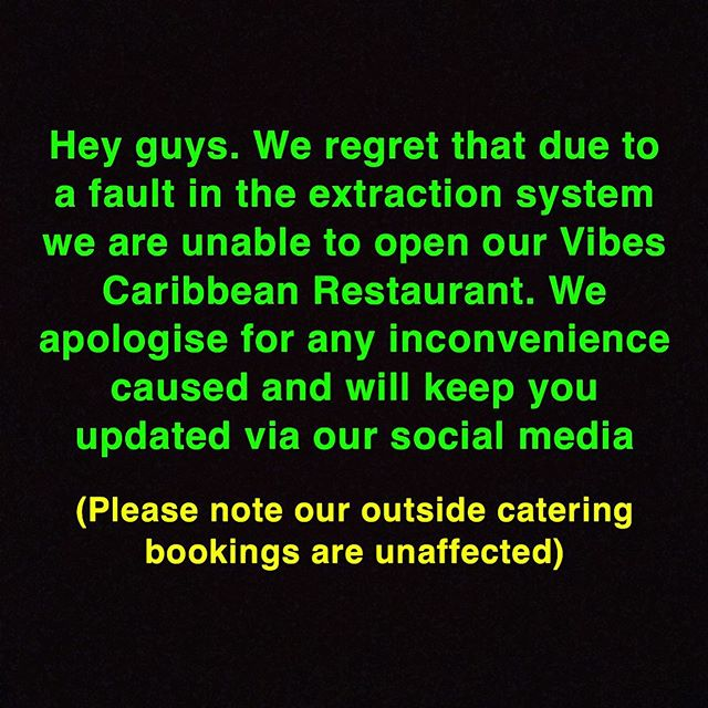 We will continue to keep you all updated. Apologies again for any inconvenience
