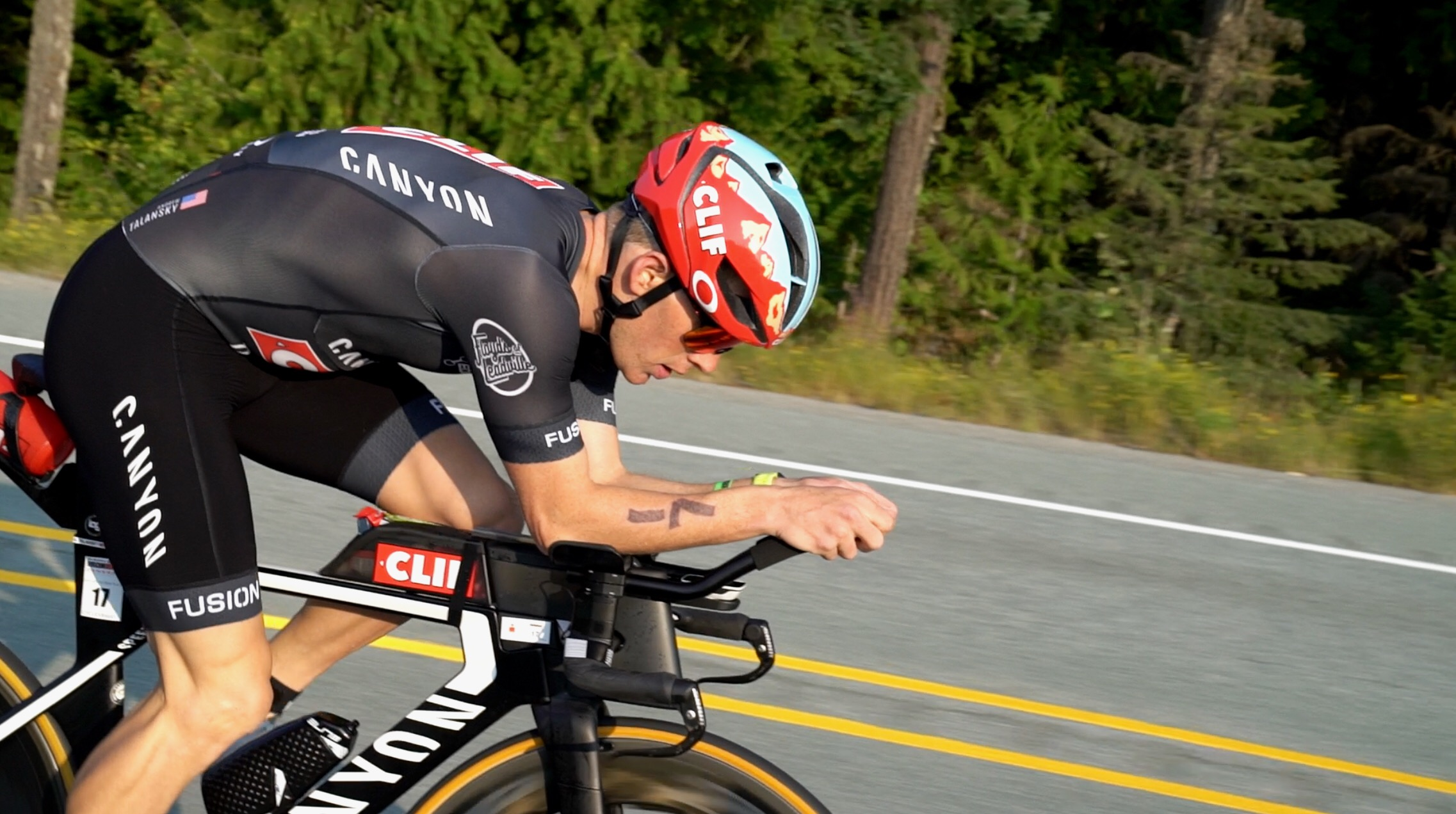 In 2017 Andrew announced his retirement from professional cycling and shortly after, announced his intention to compete in professional triathlon.