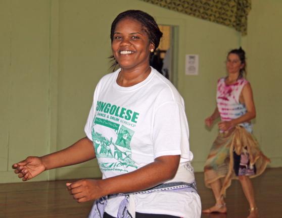 Muisi-kongo Teaching Image 2 -- Congo Camp Shirt 2011.JPG