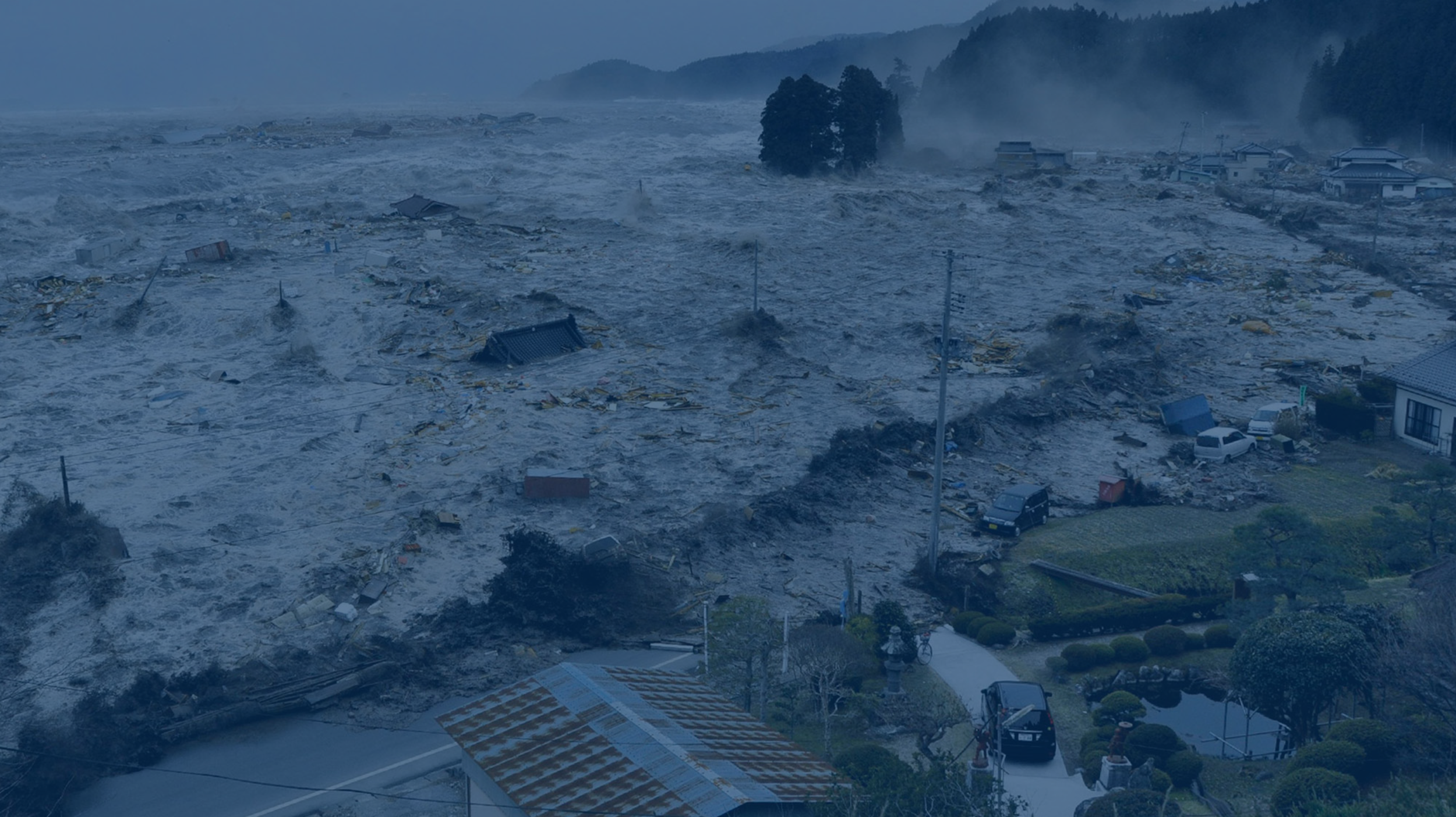 Tsunami Relief - What if our cities could respond smarter to tsunamis and save lives?(Seeking experts in inflatable robotics, iOT, and planetary science)