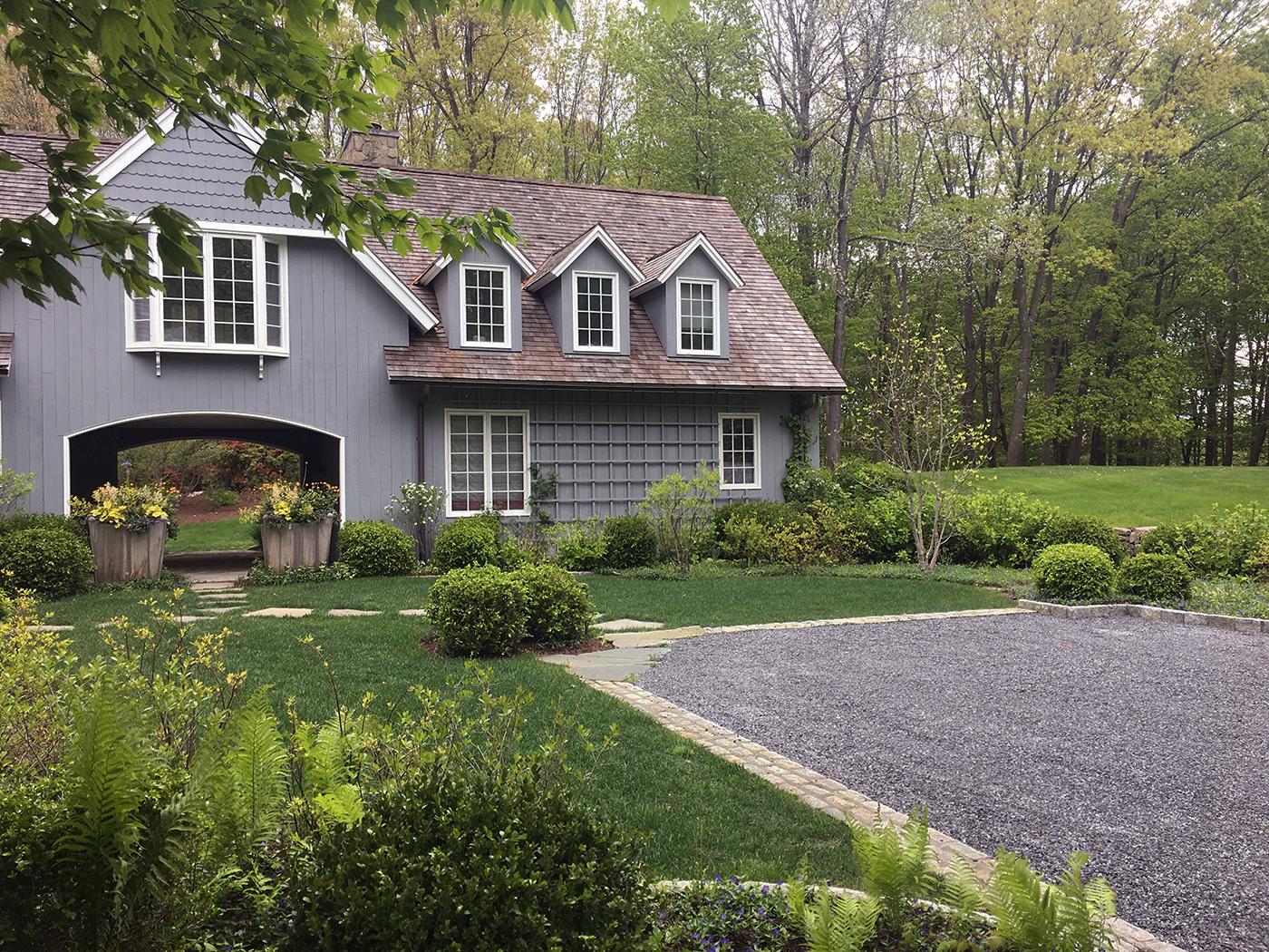 Saint-Amand Landscape Design LLC-front court2.jpg