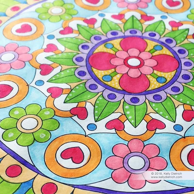 Coloring Mandalas, Volume 2