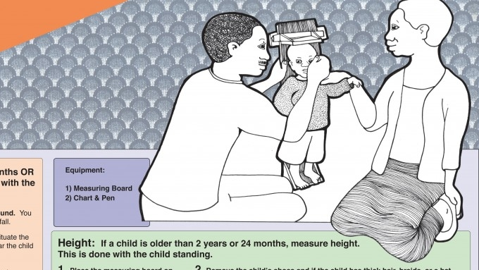 UNICEF: Anthropometric Nutrition Posters