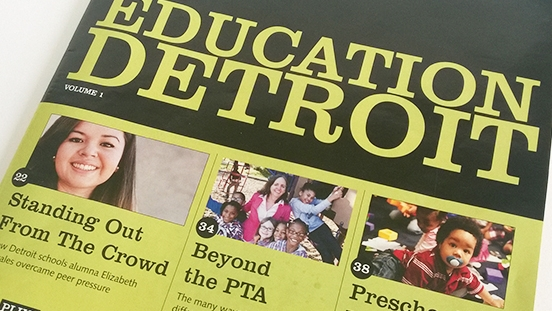 Excellent Schools Detroit 2012 Scorecard