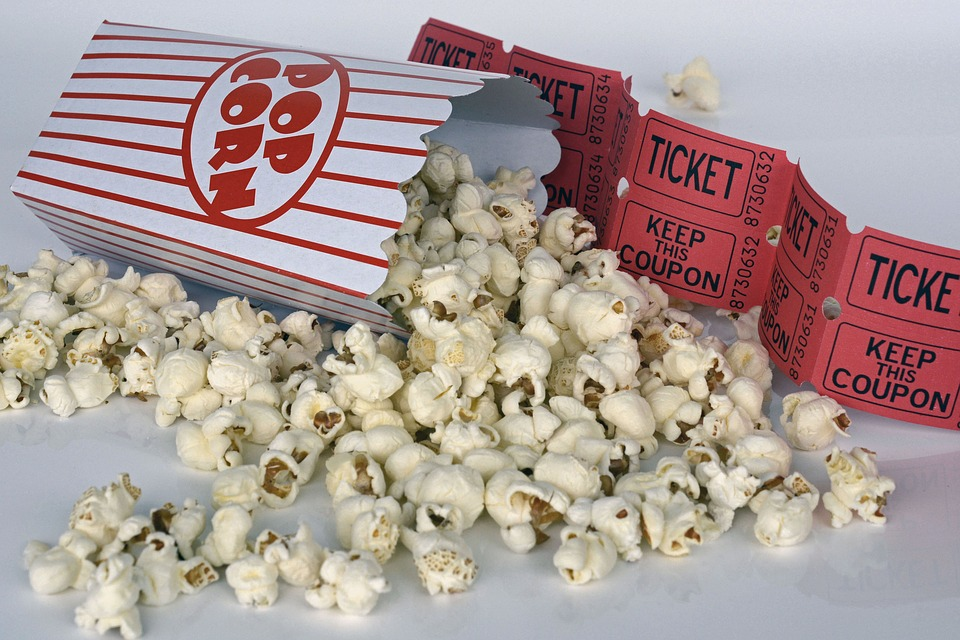 See you at the popcorn stand! -