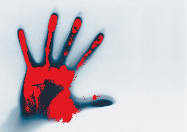 Blood on my Hands - Belinda Hemmens