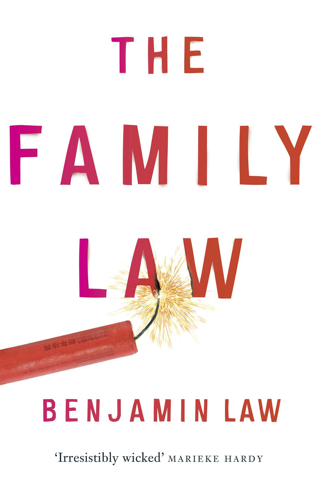 Benjamin Law The Family Law
