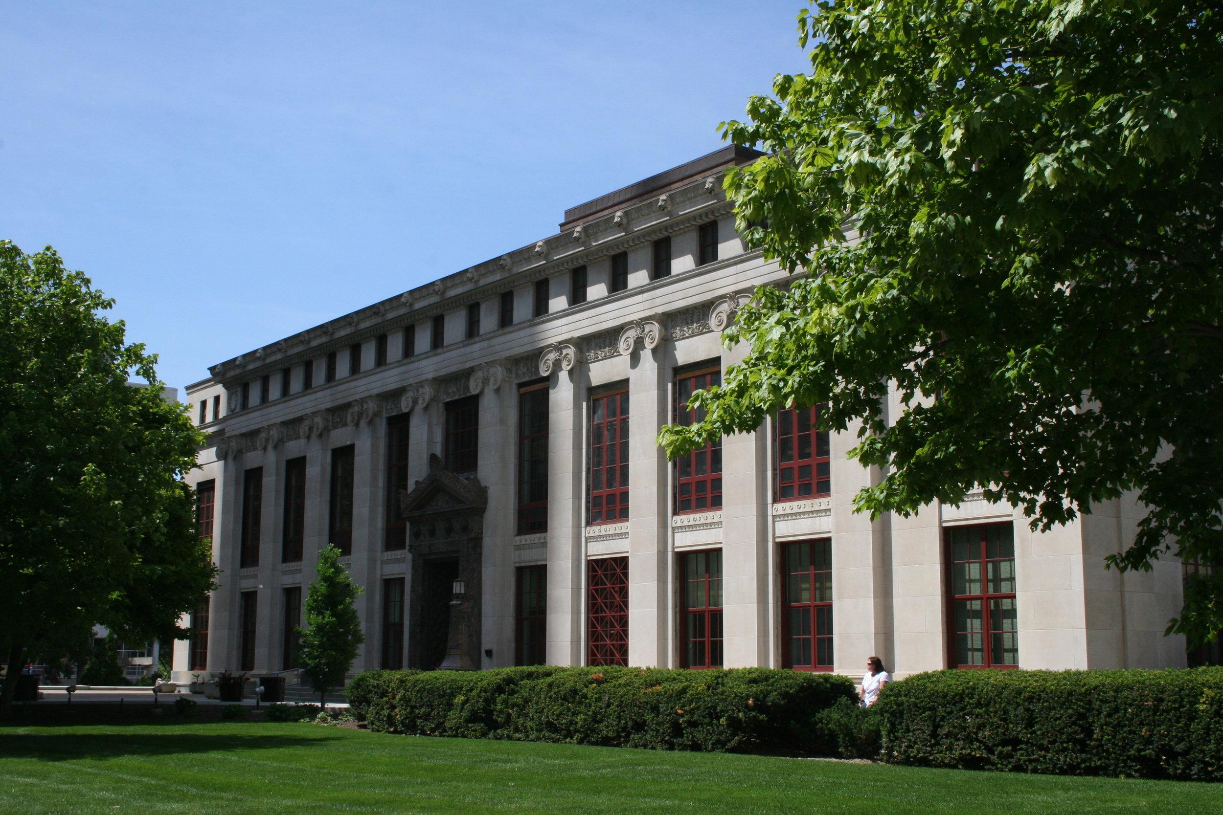 Copy of Columbus City Hall