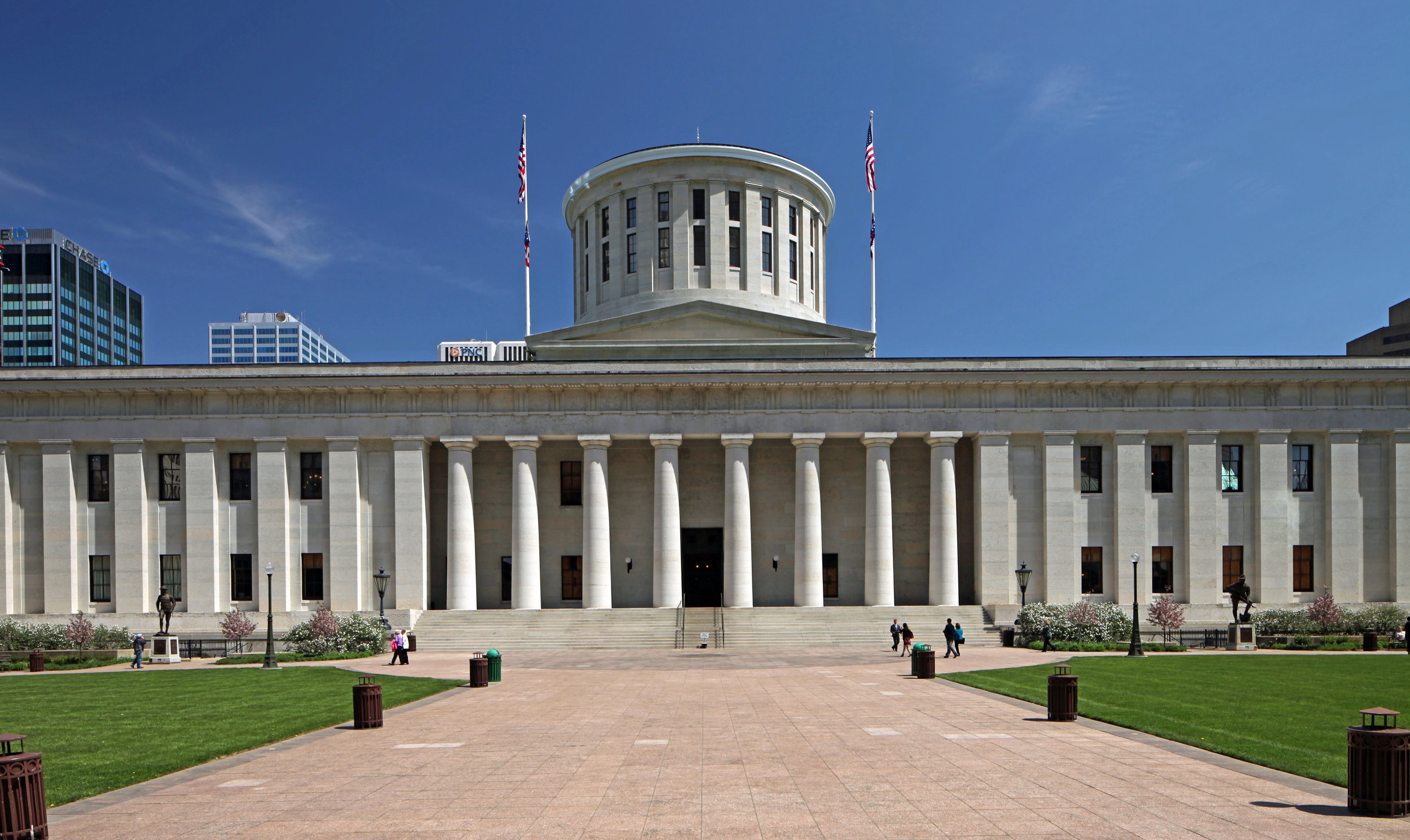Copy of The Ohio Statehouse