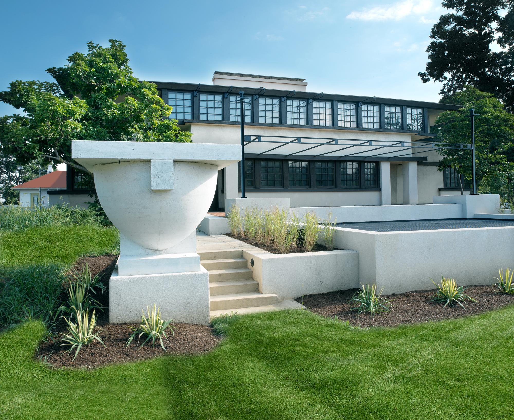 Copy of Frank Lloyd Wright: Westcott House
