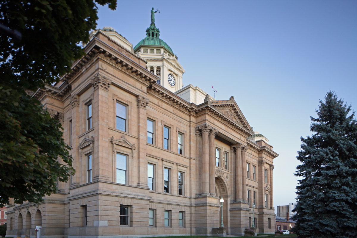 Copy of Wyandot County Courthouse