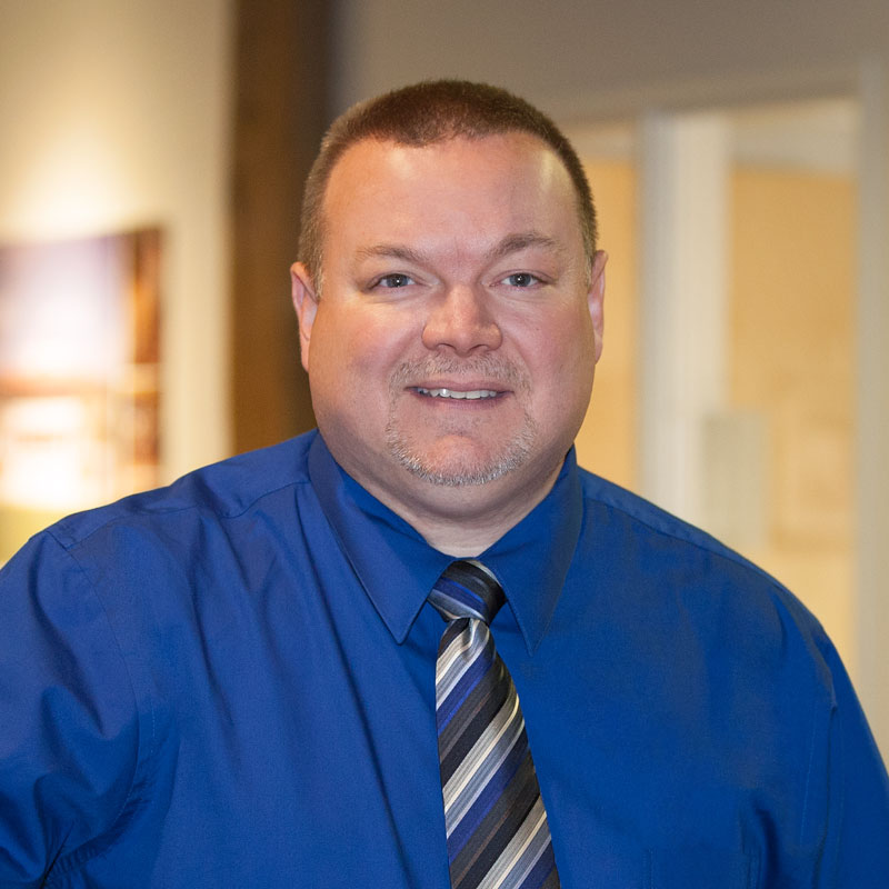 MIKE WICKLINE, MCSE  Information Services Manager