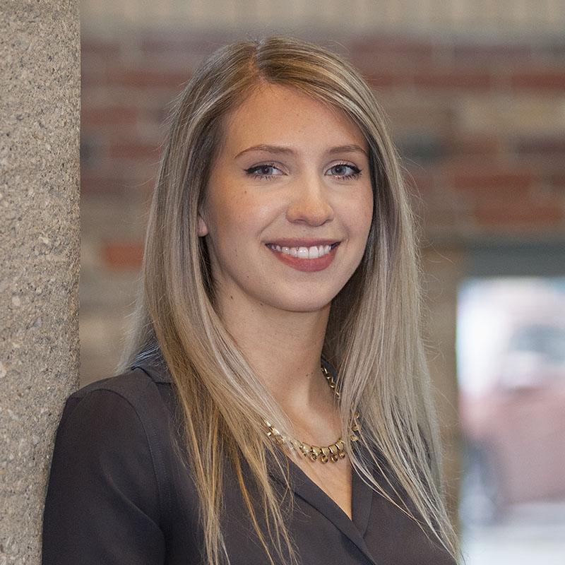 ELISABETH VAN METER  Marketing Coordinator