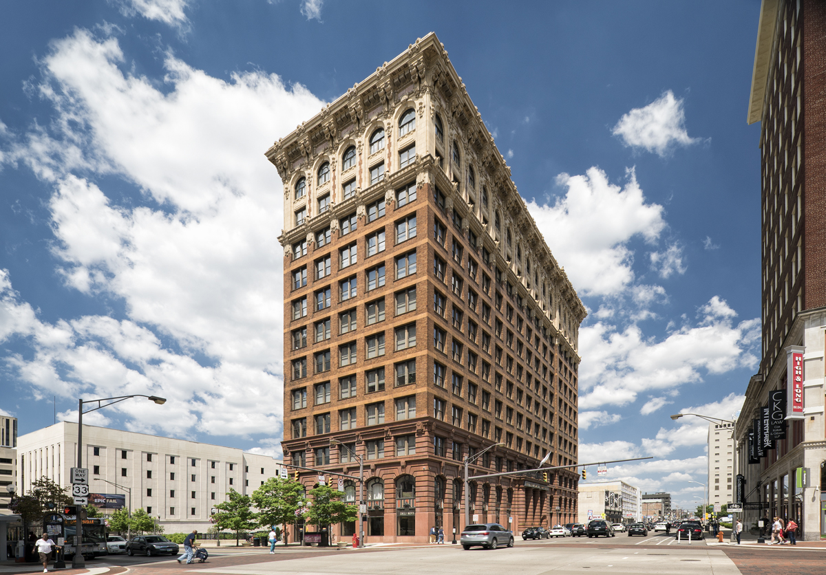 Architect: The Atlas Building